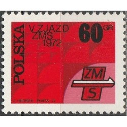 Poland 1972. Party congress