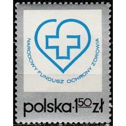 Poland 1975. Health care fund