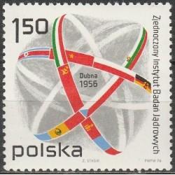Lenkija 1976. Atominė energija