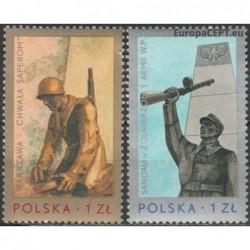 Poland 1976. Monuments