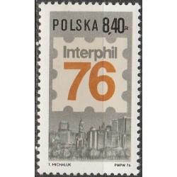Lenkija 1976. Filatelijos...