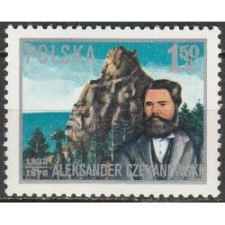Lenkija 1976. Geologas