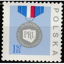 Poland 1977. Civil safety