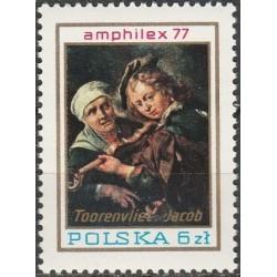 Lenkija 1977. Impresionistų...