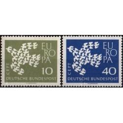 Vokietija 1961. CEPT: CEPT:...