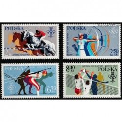 Poland 1980. Summer Olympic...