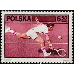 Lenkija 1981. Tenisas