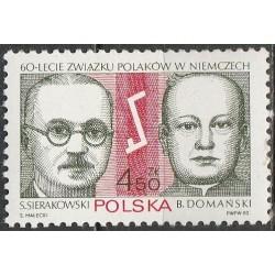 Lenkija 1982. Žymūs žmonės