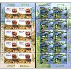 Lietuva 1999. Gamtos...