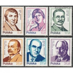 Poland 1983. Famous people