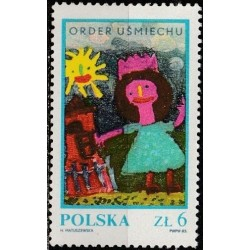 Lenkija 1983. Vaikų piešiniai