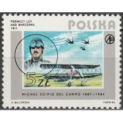 Lenkija 1984. Aviacijos...