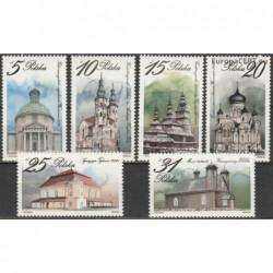 Lenkija 1984. Bažnyčios