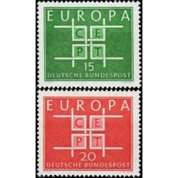 Vokietija 1963. CEPT:...