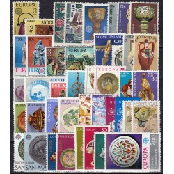Set of stamps 1976....