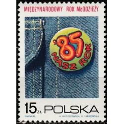 Lenkija 1985. Jaunimo metai
