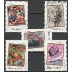 Lenkija 1985. Paveikslai