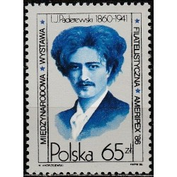 Poland 1986. Composer