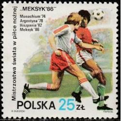 Poland 1986. FIFA World Cup