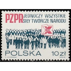 Lenkija 1986. Partijos...