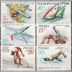Lenkija 1986. Sportininkų...
