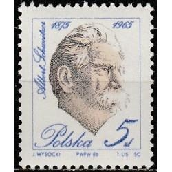 Poland 1986. Albert Schweitzer
