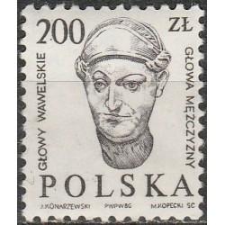 Lenkija 1986. Krokuvos...