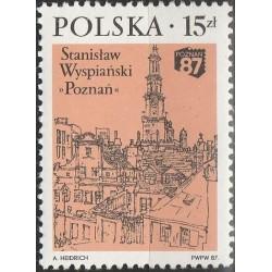 Poland 1987. Architecture...