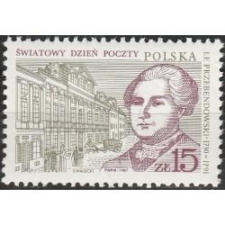 Lenkija 1987. Pašto istorija