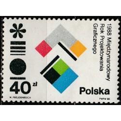 Lenkija 1988. Grafika