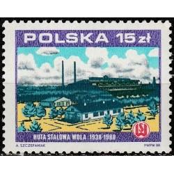 Poland 1988. Industry
