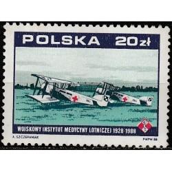 Lenkija 1988. Aviacijos...