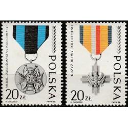 Poland 1988. National medalls