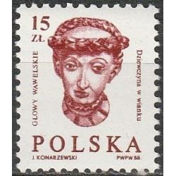 Lenkija 1988. Krokuvos...