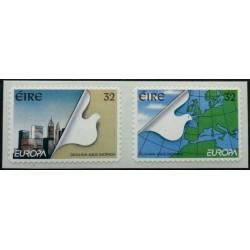 Airija 1995. Taika ir laisvė