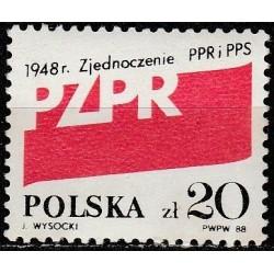 Poland 1988. Party