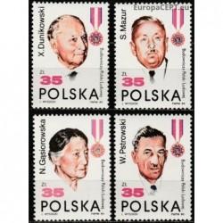 Lenkija 1989. Žymūs žmonės