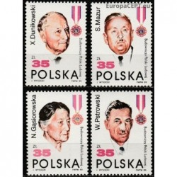 Poland 1989. Famous people