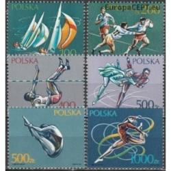 Lenkija 1990. Sportas