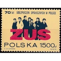 Poland 1990. Social care