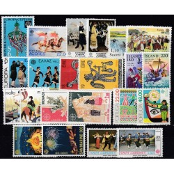 Set of stamps 1981....