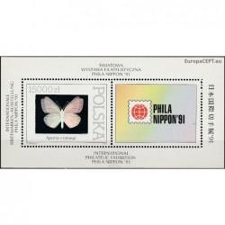 Poland 1991. Butterflies