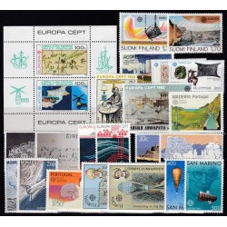 Set of stamps 1983. Great...