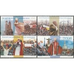Lenkija 1999. Popiežius...
