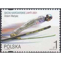 Poland 2001. Adam Malysz...