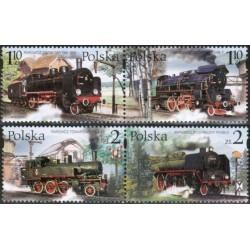 Poland 2002. Steam engines