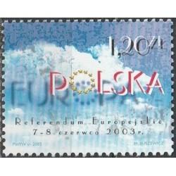 Poland 2003. Road to...