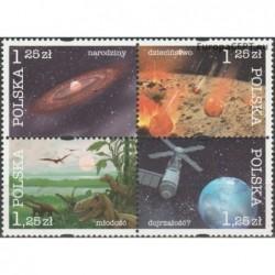 Lenkija 2004. Kosminė žemės...