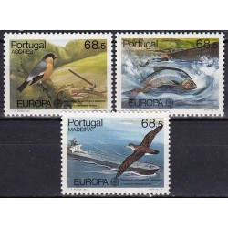 Portugal & Islands 1986....