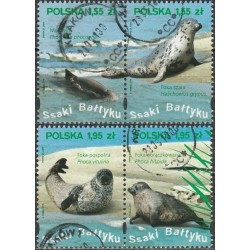 Poland 2009. Marine mammals